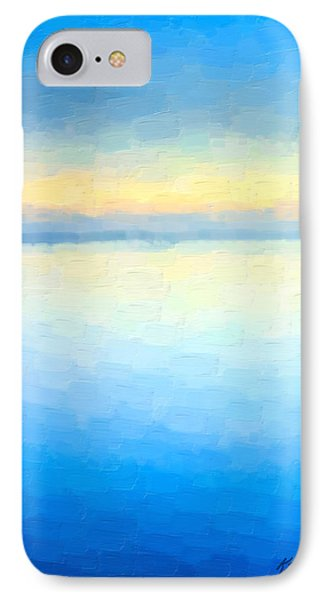 Serenity  IPhone Case by Kathie Miller