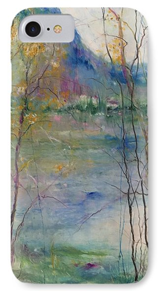 Serenity IPhone Case by Robin Miller-Bookhout