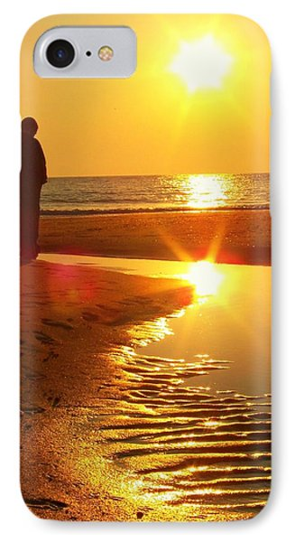 Serenity IPhone Case by Trish Tritz