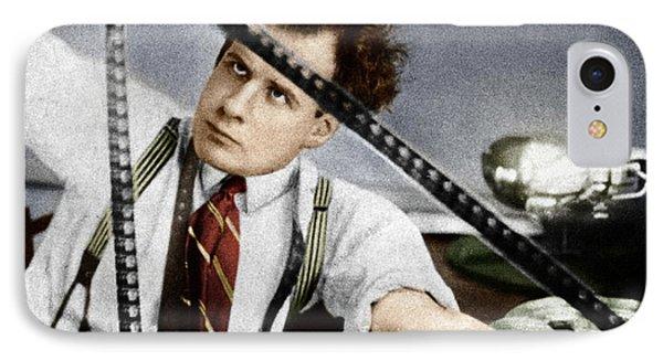 IPhone Case featuring the photograph Sergei Eisenstein by Granger