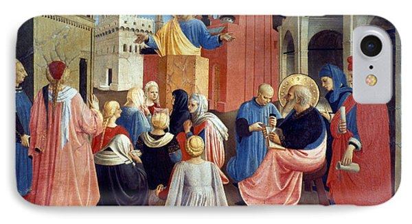 Sermon Of St Peter Phone Case by Granger