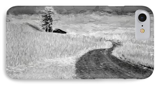 Serpentine Passage II IPhone Case by Jon Glaser