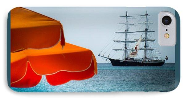 Set Sail IPhone Case by Karen Wiles