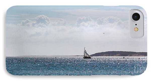 IPhone Case featuring the photograph Setting Sail by Michelle Wiarda