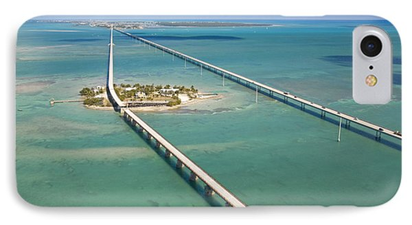 Seven Mile Bridge Crossing Pigeon Key IPhone 7 Case