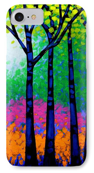 Seven Trees IPhone Case by John  Nolan