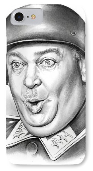 Sgt Schultz IPhone Case