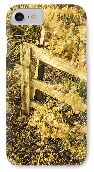 Shabby Garden Details IPhone Case by Jorgo Photography - Wall Art Gallery