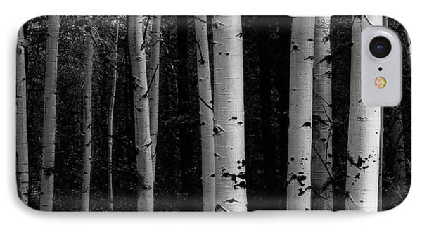 IPhone Case featuring the photograph Shades Of A Forest by James BO Insogna