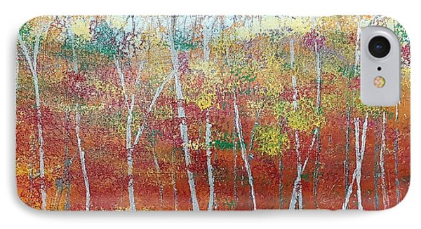 Shades Of Autumn IPhone Case by Judi Goodwin