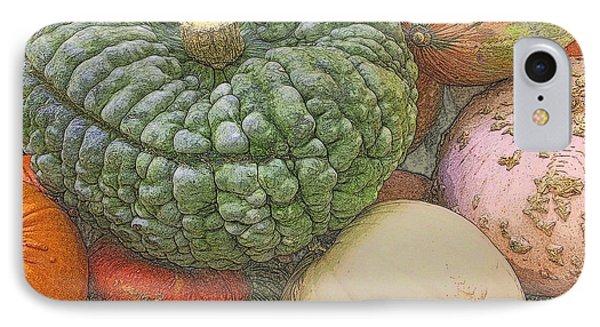 Shades Of Autumn IPhone Case by Suzy Piatt