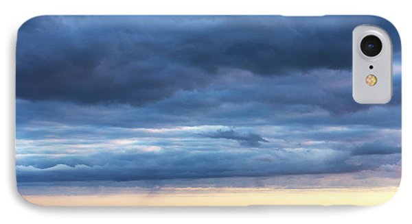 IPhone Case featuring the photograph Shades Of Blue.. by Nina Stavlund