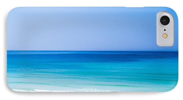 Shades Of Blue IPhone Case by Shelby  Young