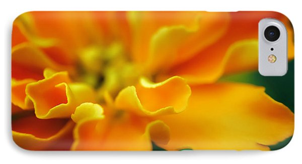 IPhone Case featuring the photograph Shades Of Orange by Eduard Moldoveanu
