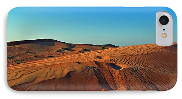 Shades Of Sand IPhone Case by Corinne Rhode