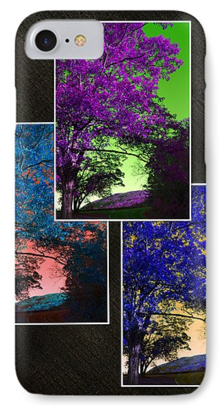 Shades Of The Blue Ridge IPhone Case by Skip Willits