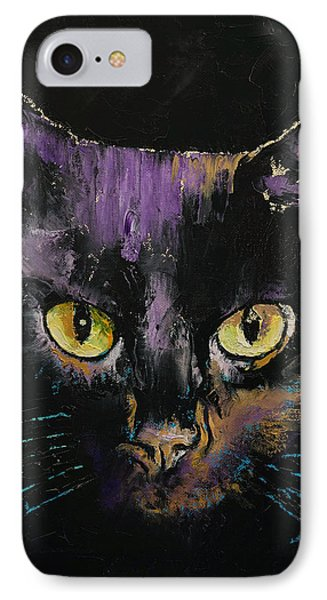 Shadow Cat IPhone Case