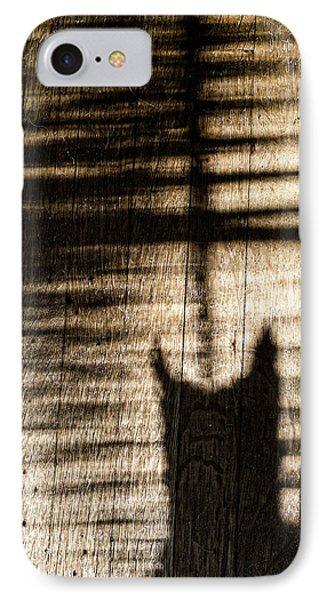 Shadow Cat IPhone Case