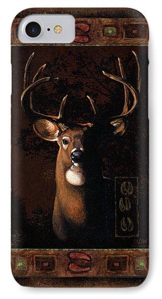 Shadow Deer IPhone Case by JQ Licensing