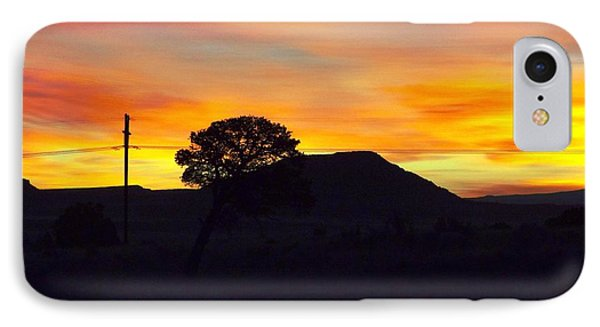 Shadow Tree IPhone Case by Adam Cornelison
