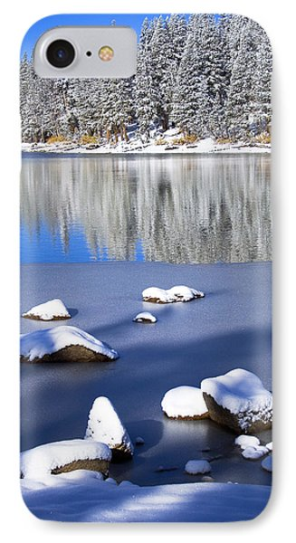 Shadowed Coolness Phone Case by Chris Brannen