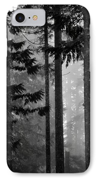Shadows  IPhone Case by Connie Handscomb