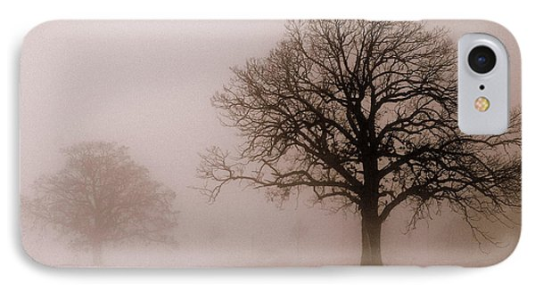 Shadows In The Fog IPhone Case