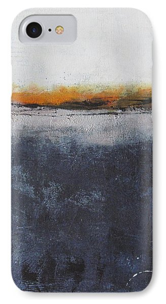 IPhone Case featuring the painting Shadows In The Night by Nicole Nadeau