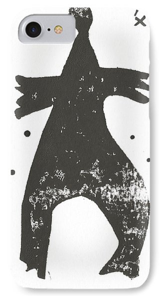 Shadows No. 2  IPhone Case by Mark M  Mellon