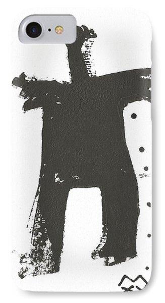 Shadows No. 7  IPhone Case