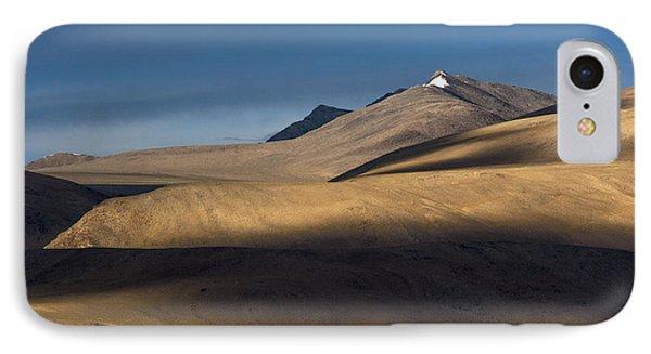 Shadows On Hills IPhone 7 Case by Hitendra SINKAR