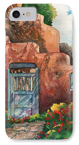 Shadows On The Wall IPhone Case by Timithy L Gordon