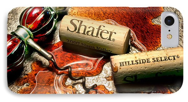 Shafer Hillside Select Uncorked IPhone Case
