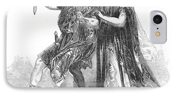 Shakespeare: Macbeth, 1845 Phone Case by Granger