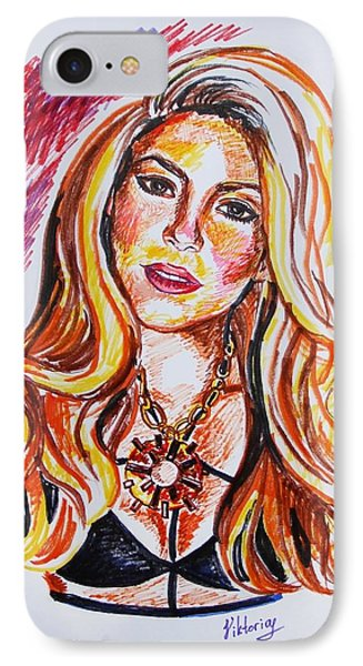 Shakira IPhone 7 Case