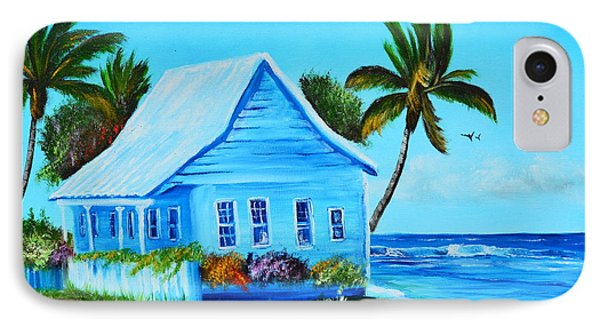 Shanty In Jamaica IPhone Case by Lloyd Dobson