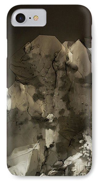 IPhone Case featuring the photograph Shapes by Olimpia - Hinamatsuri Barbu