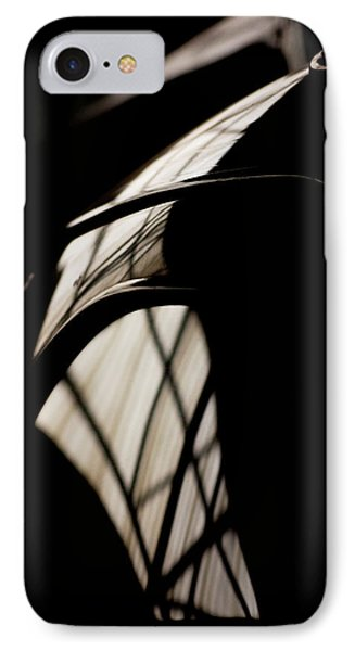 IPhone Case featuring the photograph Shapes by Paul Job