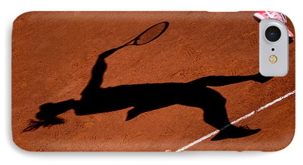 Maria Sharapova 1 IPhone Case by Dani Pozo