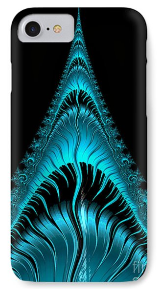 Shark IPhone Case by John Edwards