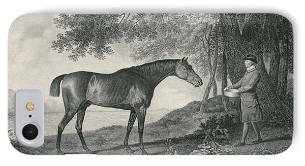 Sharke IPhone Case by George Stubbs