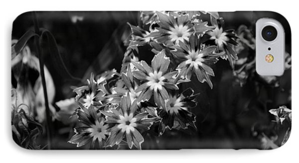Sharp Petal Flowers IPhone Case by Sumit Mehndiratta
