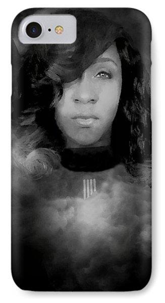 Shavon Portrait IPhone Case