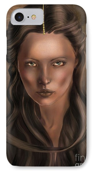 She... Lilit... IPhone Case