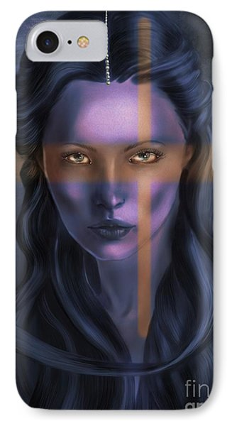 She... The Eyes. IPhone Case