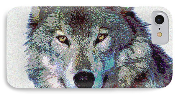 She Wolf IPhone Case by Charles Shoup