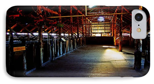 Shearing Shed From A Bygone Era Phone Case by Blair Stuart