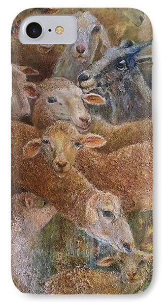Sheep With Goats IPhone Case