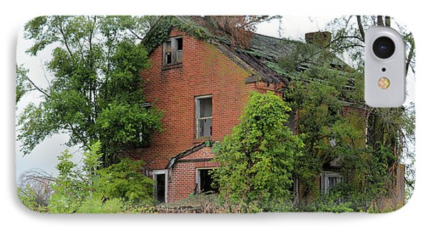 Sheffield House Panorama IPhone Case by Bonfire Photography