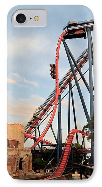 Sheikra IPhone Case by Carol  Bradley
